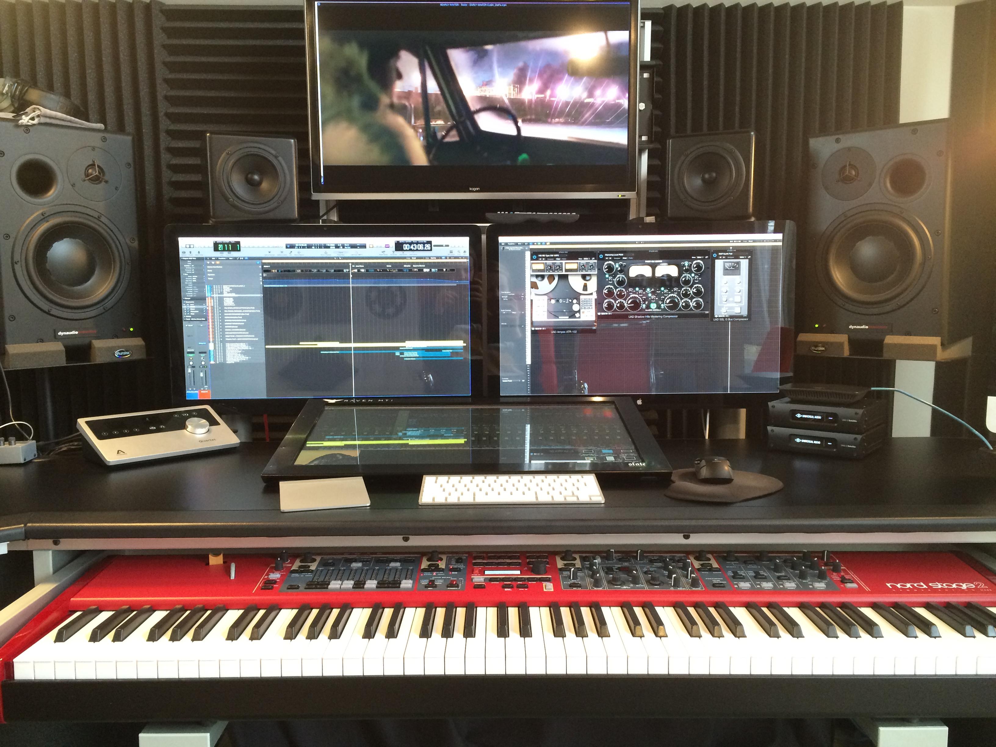 Amy's Production Studio