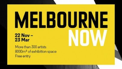 NGV Melbourne Now