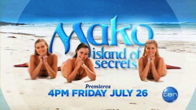 Mako Mermaids Screens on Network 10