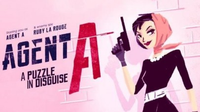 Agent A logo